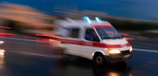 Мужчина пытался сесть в вагон на сызранском вокзале и попал под колесо